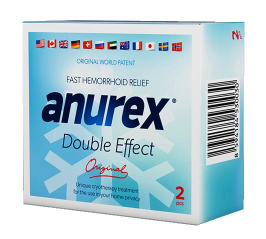 Predstavenia produktu Anurex