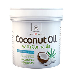 Coconut oil & Cannabis