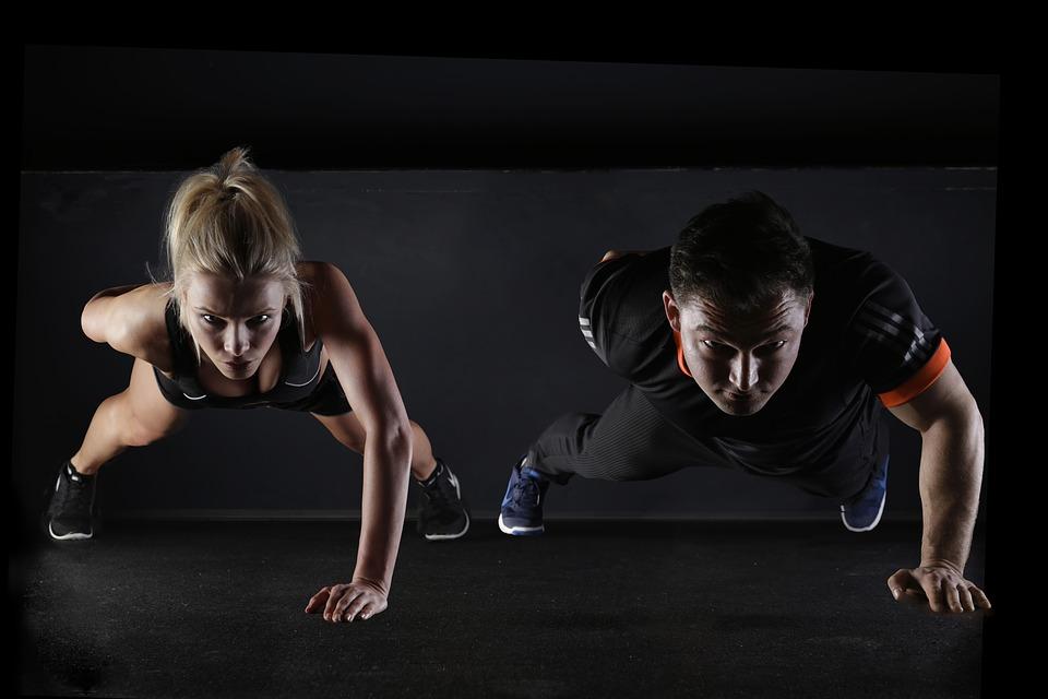 Co se děje se svaly při cvičení?