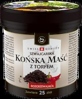 Koňská mast® hřejivá s rašelinou - 250 ml