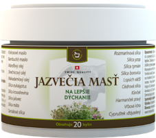 Jezevčí mast - 50 ml