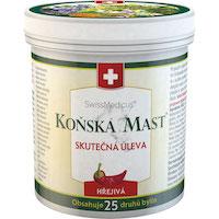 Koňská mast® hřejivá - 500 ml