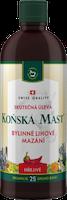 Koňská mast® bylinné lihové mazání - hřejivé - 400 ml