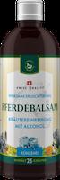 Pferdebalsam - Kräutereinreibung mit Alkohol kühlend - 400 ml