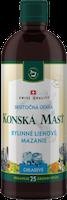 Konská masť Bylinné liehové mazanie chladivé - 400 ml