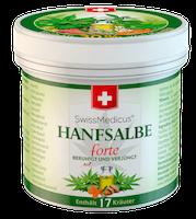 Hanfsalbe Forte - 125 ml