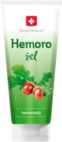 SwissMedicus Hemero gel - tuba 200 ml