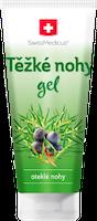SwissMedicus Těžké nohy gel - tuba 200 ml
