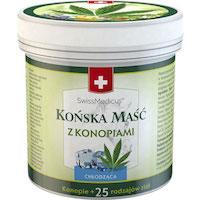 Koňská mast® s konopím chladivá - 250 ml