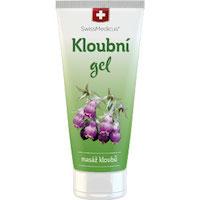 SwissMedicus Kloubní gel - tuba 200 ml