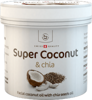 Super Coconut with chia for skin use - 150 ml