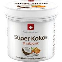 Super Kokos s rakytníkem pleťový - 150 ml