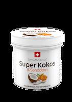 Super Kokos mit Sanddorn Hautkokosöl - 150 ml