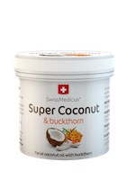 Super Coconut with sea buckthorn for skin use - 150 ml