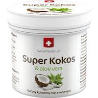 Super Kokos s aloe vera pleťový - 150 ml