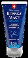 Koňská mast® s mořským kolagenem forte chladivá - 200 ml