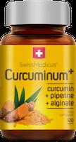 SwissMedicus Curcuminum+ - 120 tob.