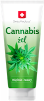 SwissMedicus Cannabis gel - tuba 200 ml