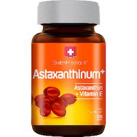 SwissMedicus Astaxanthinum+ 120 kapslí