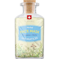 Herbal face mask Hydration, pleťová maska - 17 ml