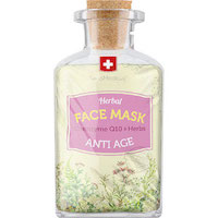 Herbal face mask AntiAge, pleťová maska - 17 ml