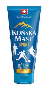 Koňská Mast® Sport chladivá 200 ml