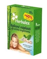 Herbalex bylinné náplasti na očistu organismu