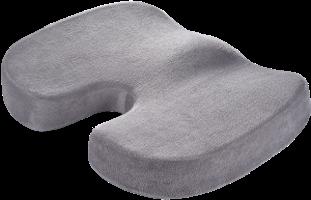 Anatomic seat for hemorrhoids