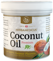 Coconut oil Premium for skin use - 250 ml