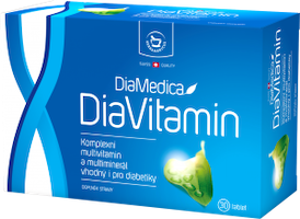 DiaVitamin - 30 tablette