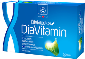 DiaVitamin - 60 tablette