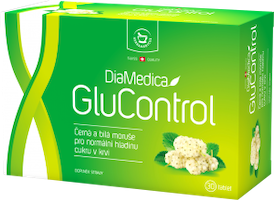 GluControl - 30 tablet