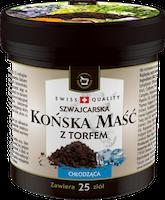 Końska maść z torfem Chłodząca Szwajcarska 225 ml