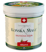 Horse balsam warming - 250 ml