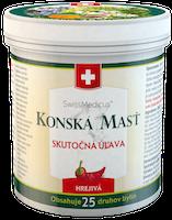 Konská masť® hrejivá - 250 ml