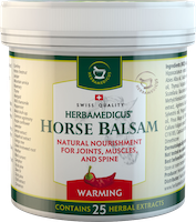 Horse balsam warming - 250 ml