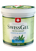 Horse balsam with hemp cooling - 250 ml