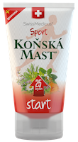 Konská masť Sport start - 150 ml
