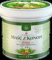 Maść z konopi Forte 125 ml