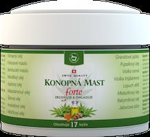 Konopná mast - 50 ml