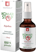 KomárStop - repellens 50 ml