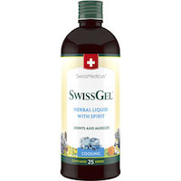 Horse balsam - Herbal liquid with spirit cooling - 400 ml