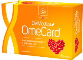 OmeCard - 30 tablet