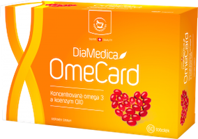 OmeCard - 60 tablet