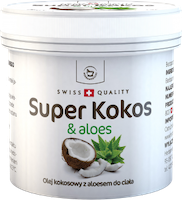 Super Kokos z aloesem Herbamedicus 150 ml