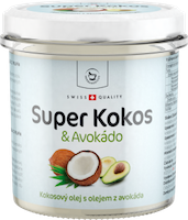 Super Kokos mit Avocado Superfoods - 300 ml