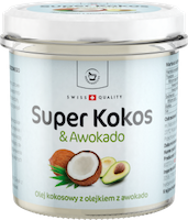 Super Kokos s avokádem superpotravina - 300 ml