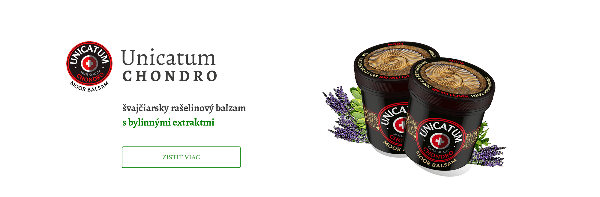 Banner - Unicatum Chondro - 250 ml